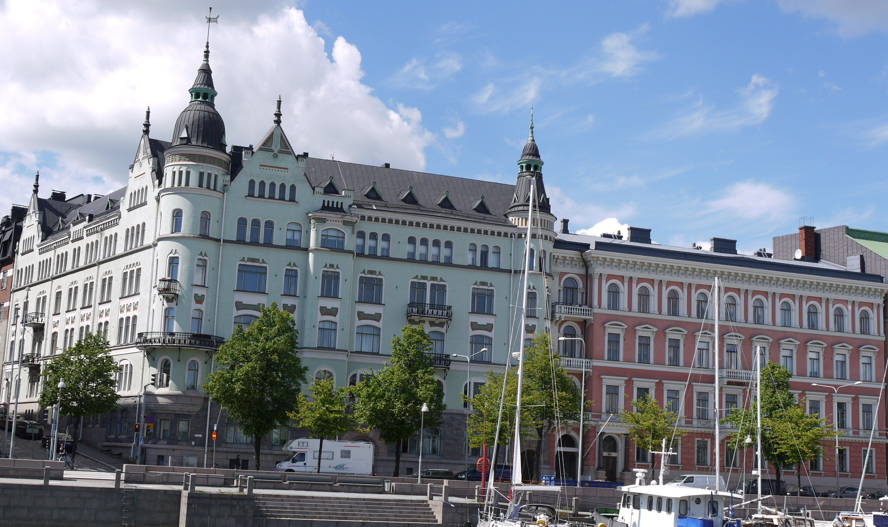 Rauhankatu Helsinki