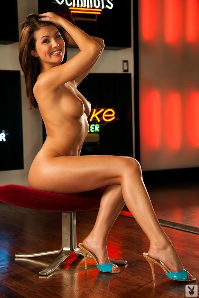 Caroline pearce nude