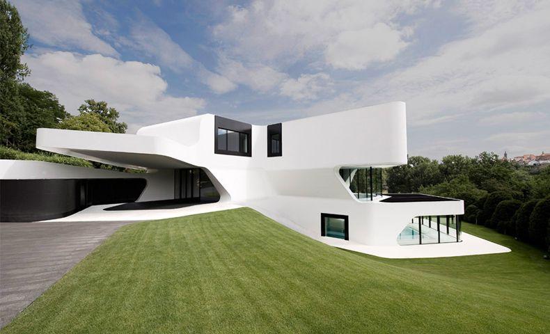 Dupli casa / Jürgen Mayer H. | Architecture, Archi design and ...