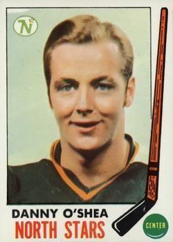 1969-70 Topps #131 Danny O'Shea Front