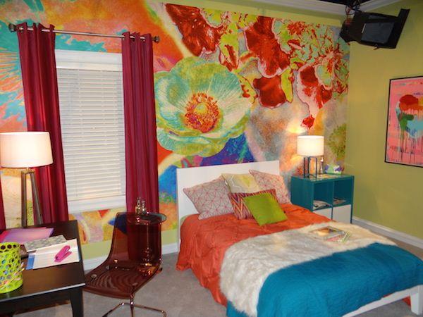 "Bedroom Teen Set Design exclusive set tour of ""black-ish"" - #abctvevent | black ish"