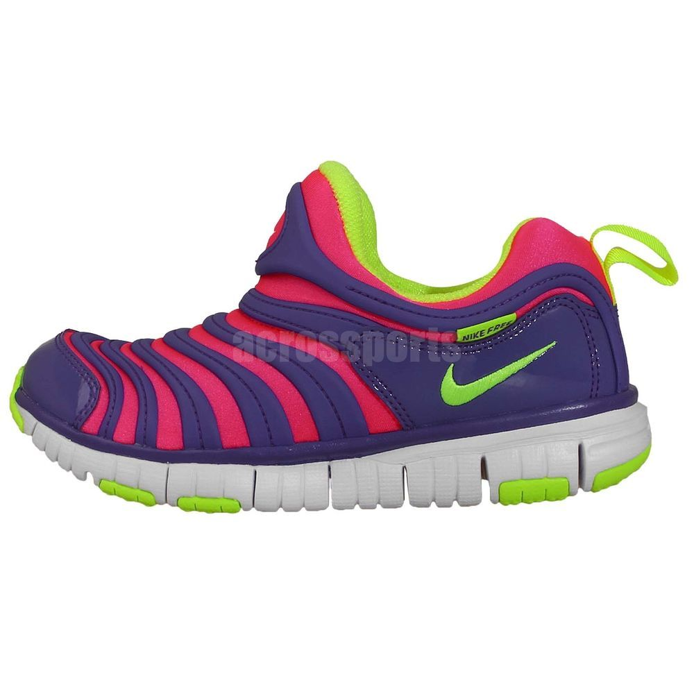 wholesale dealer be95a 6b7a6 Nike Dynamo Free PS Purple Pink Run Preschool Kids Running Shoes http   www