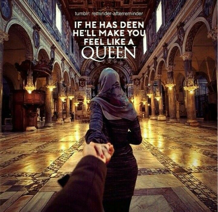 So, you are my queen