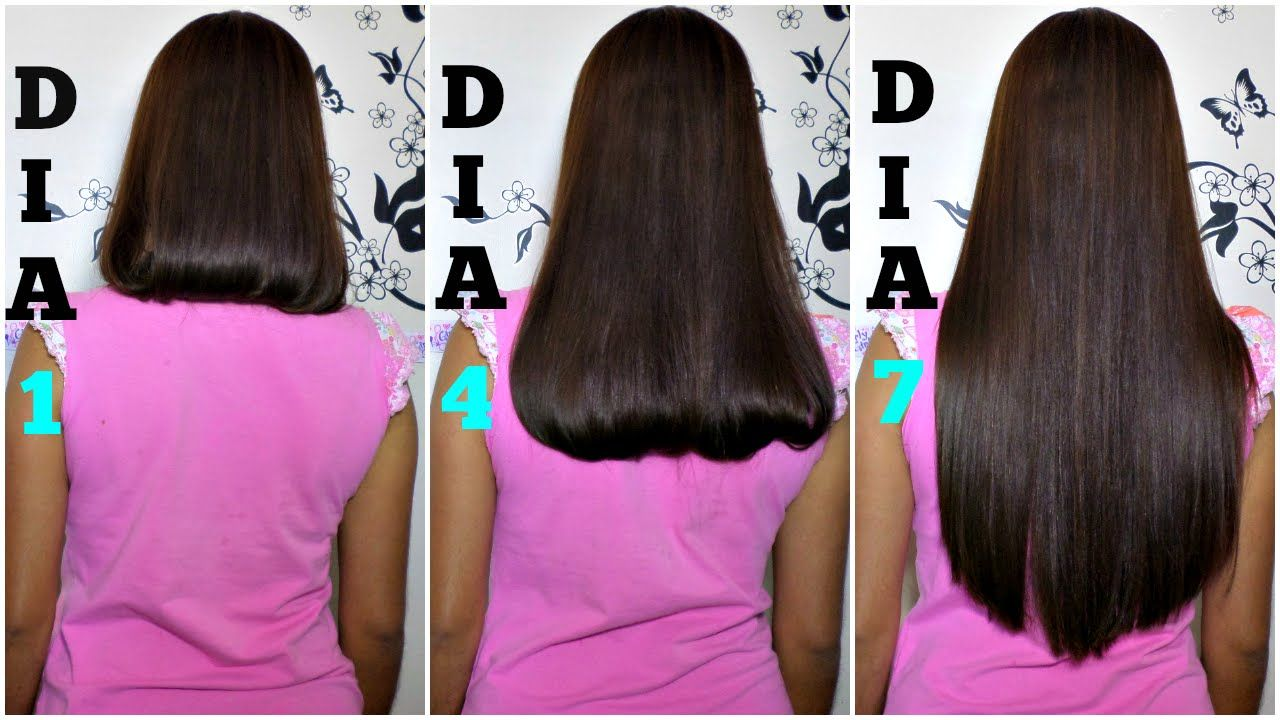 mascarillas caseras para que crezca el pelo mas rapido