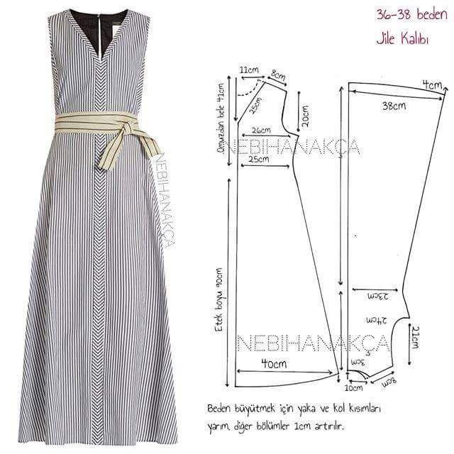 FB_IMG_1503370277985.jpg (640×640)   옷만들기   Pinterest   Costura ...