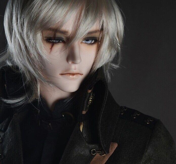 1//3 Doll fantasy vampire female free eyes face make up resin figures Art doll