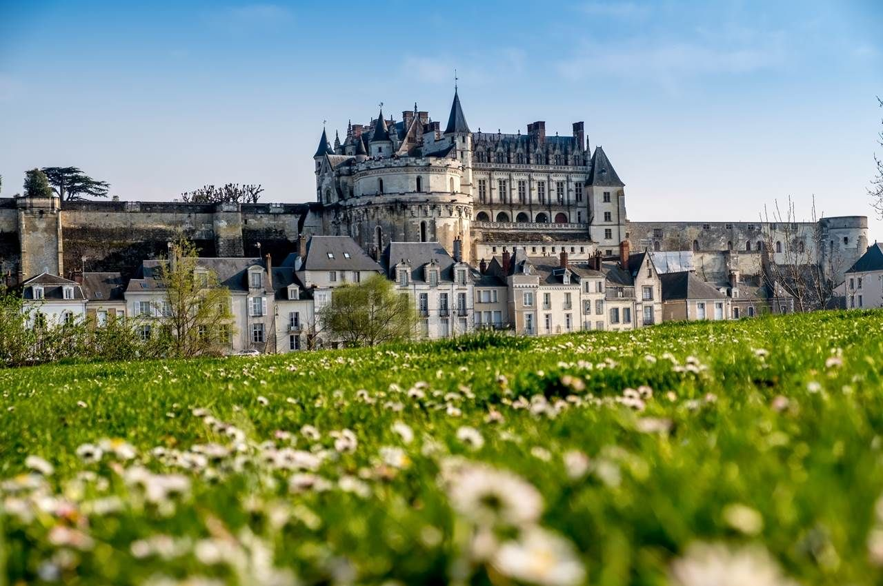Amboise Amboise Historic Attractions Royal Castles