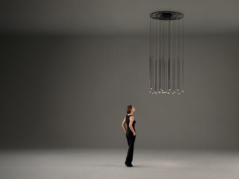 Pendant lamp slim by vibia design jordi vilardell