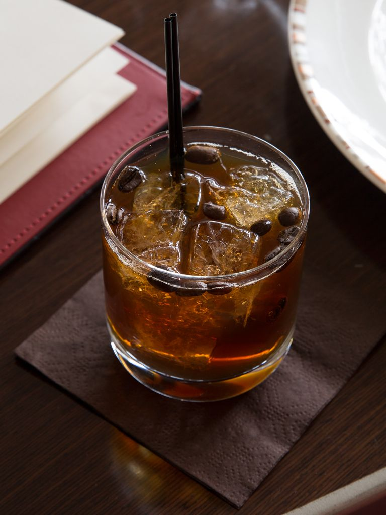 Whiskey old fashioned press 81
