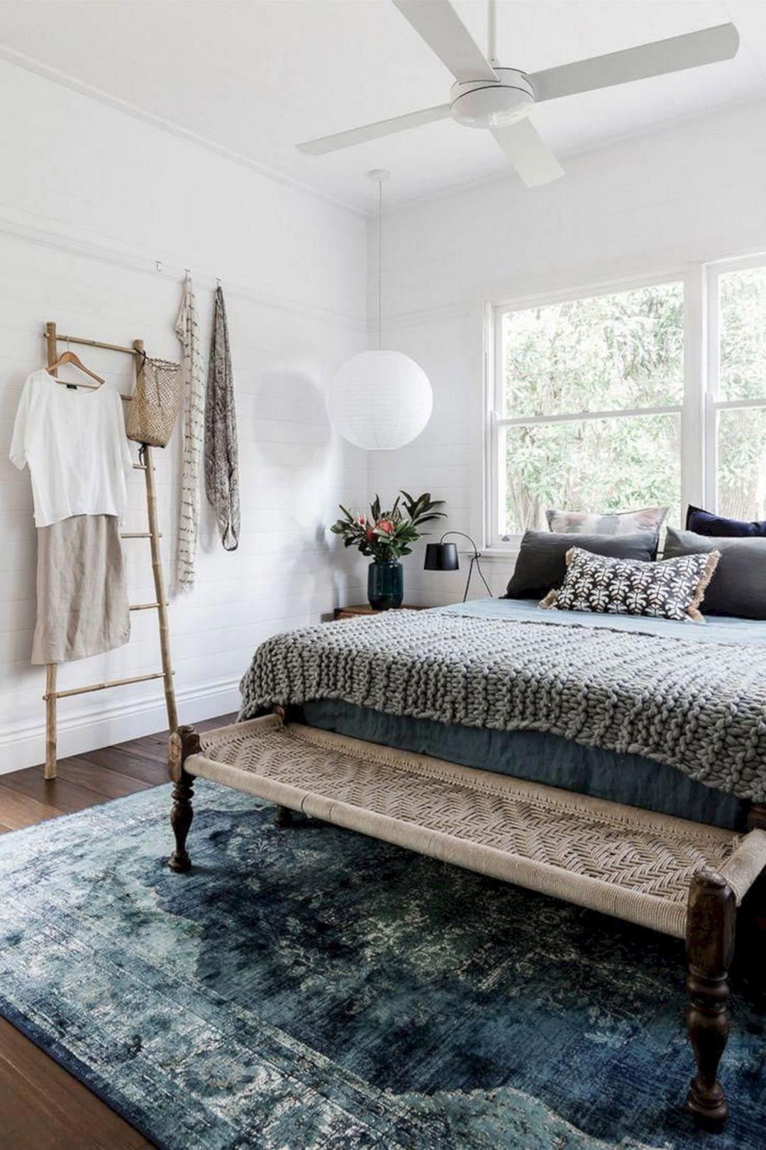 20 Wonderful Bohemian Minimalist Bedroom Ideas You Have To