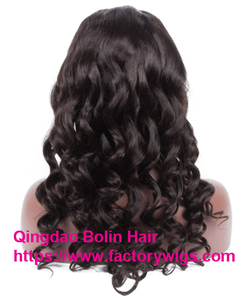Front Lace Wigs Human Hair