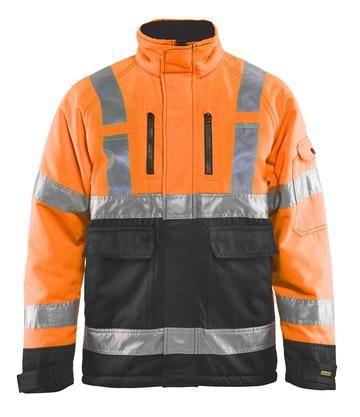 Safety Jacket Blaklader Hi-Vis Winter Jacket 4927 0613f0c25b