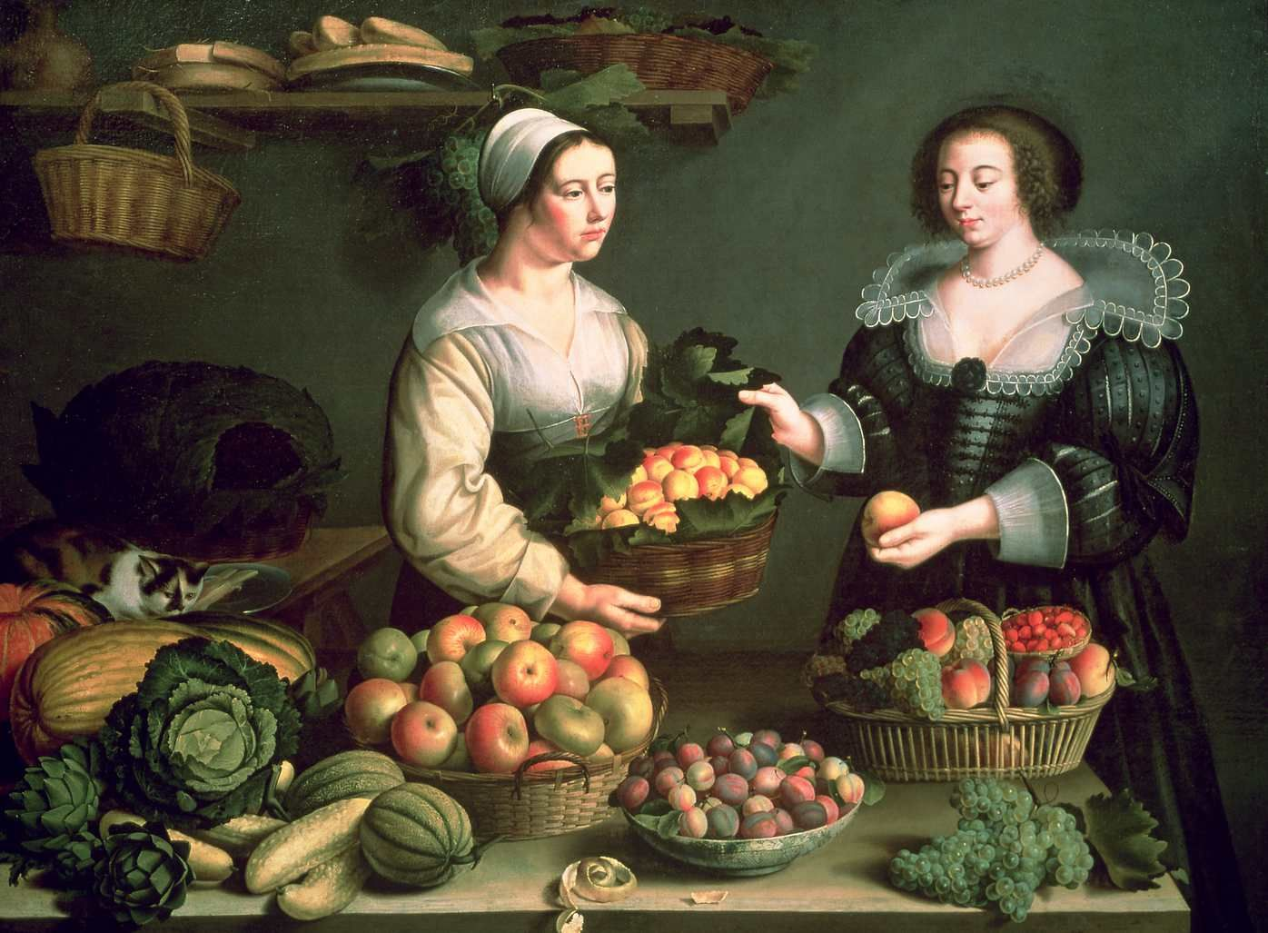 17th Century Women Artists Renaissance and Baroque is part of 17th century art, Vegetable painting, Female artists, Artist, Fruit art, Painting - Learn about women artists in Europe in the seventeenth century, with illustrations of their work
