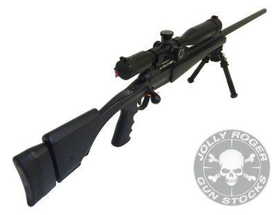 Jolly Roger Gun Stocks chassis  Savage Model 10  223 caliber