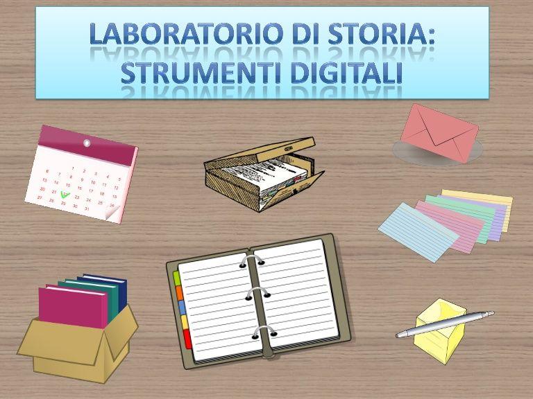 01-slide-web-vizzari by Anna Rita Vizzari via Slideshare Strumenti digitali per l'insegnamento della storia