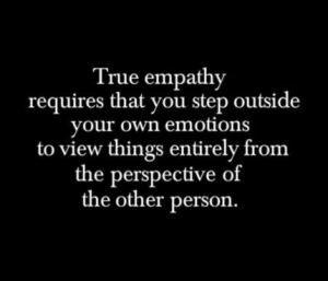 The Sociopath-Empath-Apath Triad