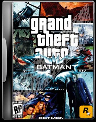 GTA Batman Game Free Download For PC Full Version Batman