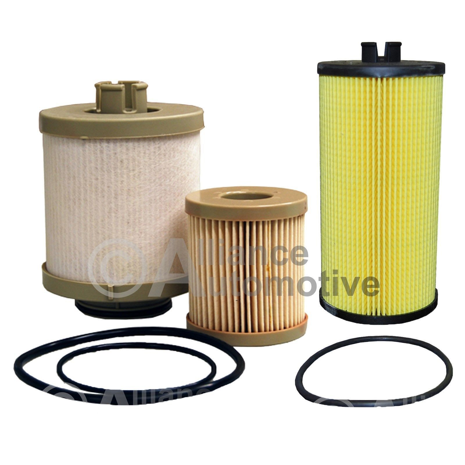 1 Fuel Oil Filter For 2003 2007 Ford F Series Powerstroke 60 6 0 Filters Turbo Diesel