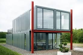 Výsledek obrázku pro office building from container