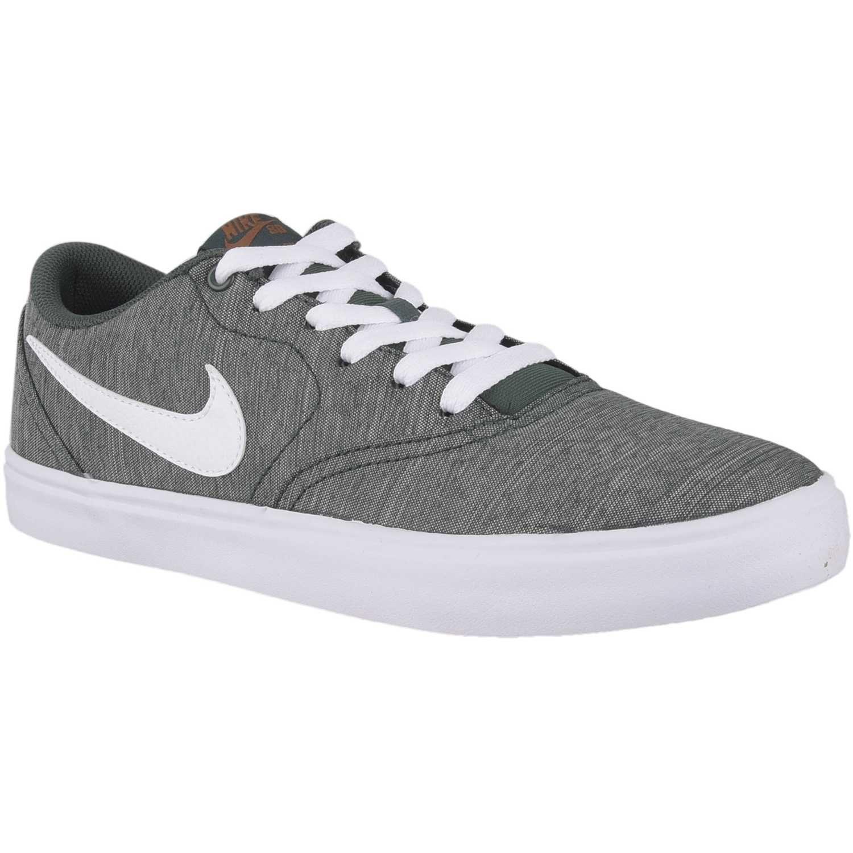 Nike Nike Sb Check Solar Cnvs Prm Zapatilla De Hombre Nike Sb Hombres Nike Zapatillas Hombre