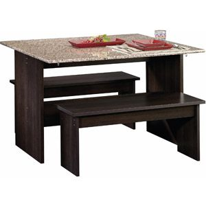 Home Dining Table With Bench Kitchen Dining Sets