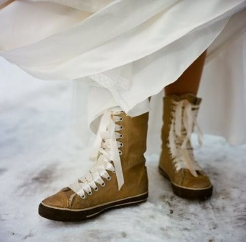 29 Awesome Winter Wedding Shoes And Boots You Ll Love Weddingomania
