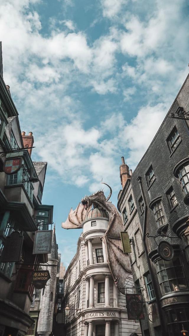 Foto Renie Santos Harry Potter Universal World Wallpaper