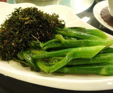 Resep Kailan 2 Rasa Restoran Chinese Food Resep Makanan Cina Resep Masakan