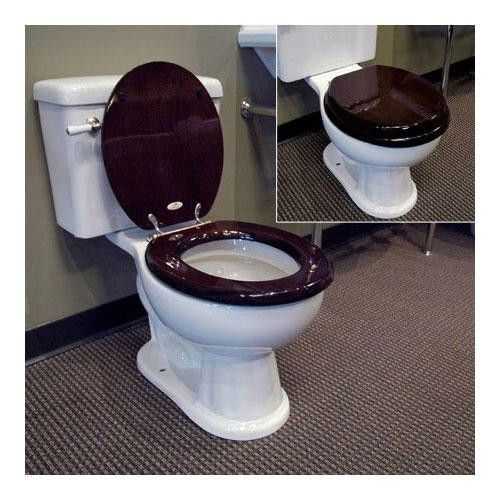 Luxury Toilet Seat Walnut With Images Toilet Seat Luxury