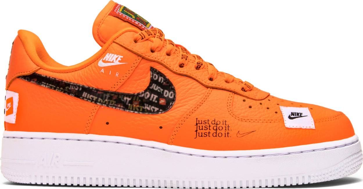 Air Force 1 Low 'Just Do It' Mens shoes casual sneakers