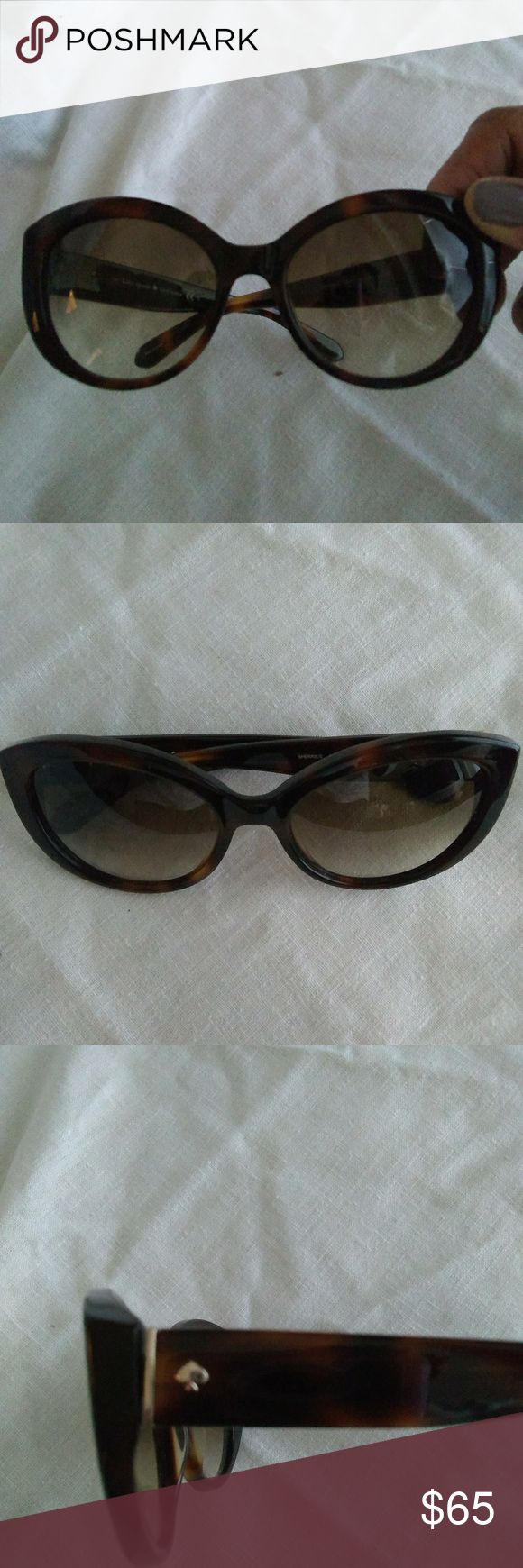 Kate Spade Sherrie cat eye sunglasses Good condition, no