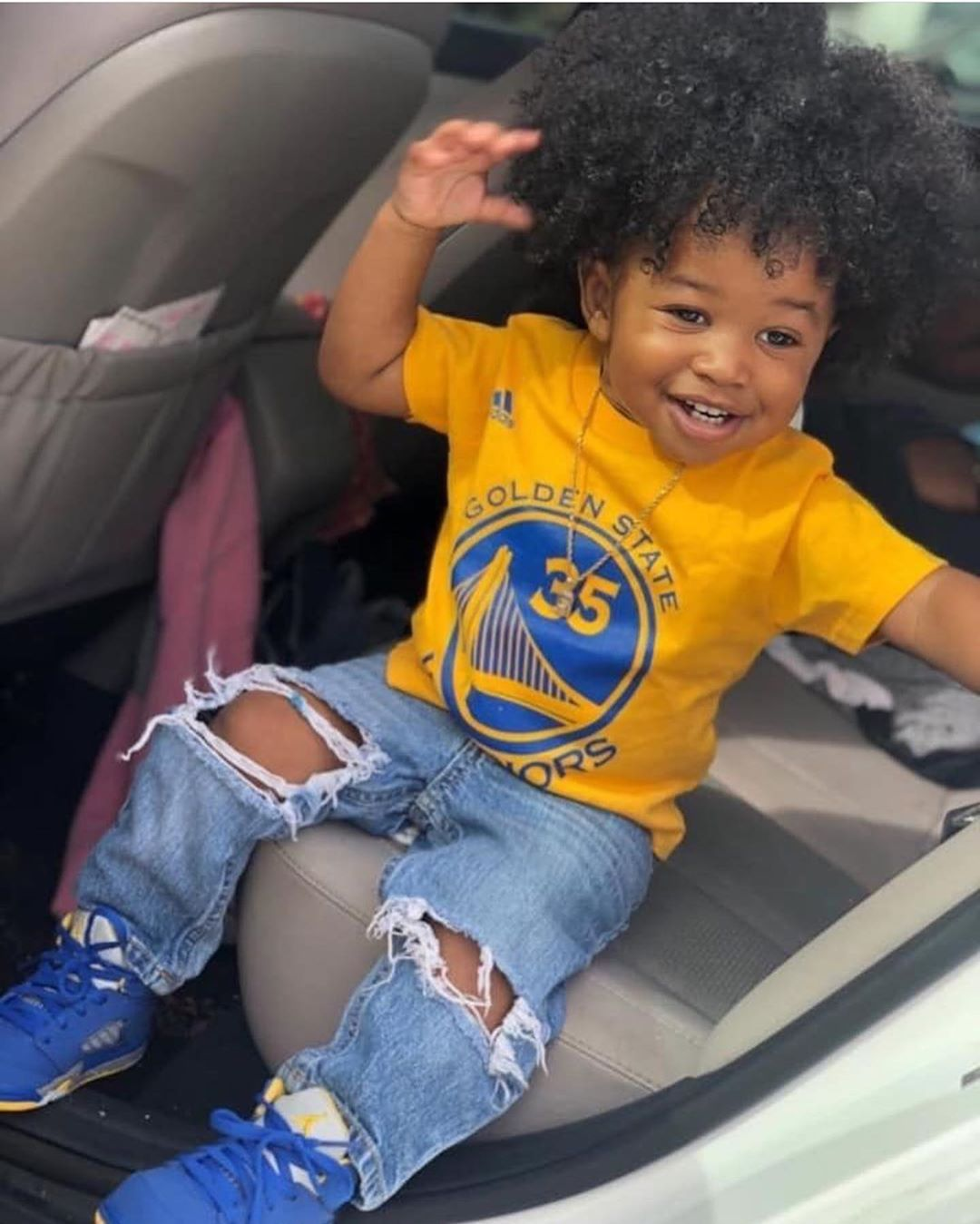 Cheap Promos On Instagram How Many Kids Do You Want Follow Poppinposttz For More Dm Me For Cheap Cute Black Babies Baby Boy Swag Baby Boy Outfits