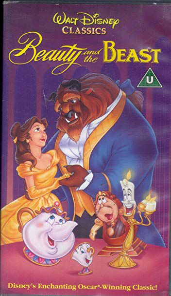 Purchase Beauty and the Beast or other Disney classics