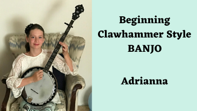 Family Band Online Learn To Play Music Together In 2020 Banjo Lessons Play To Learn Lesson