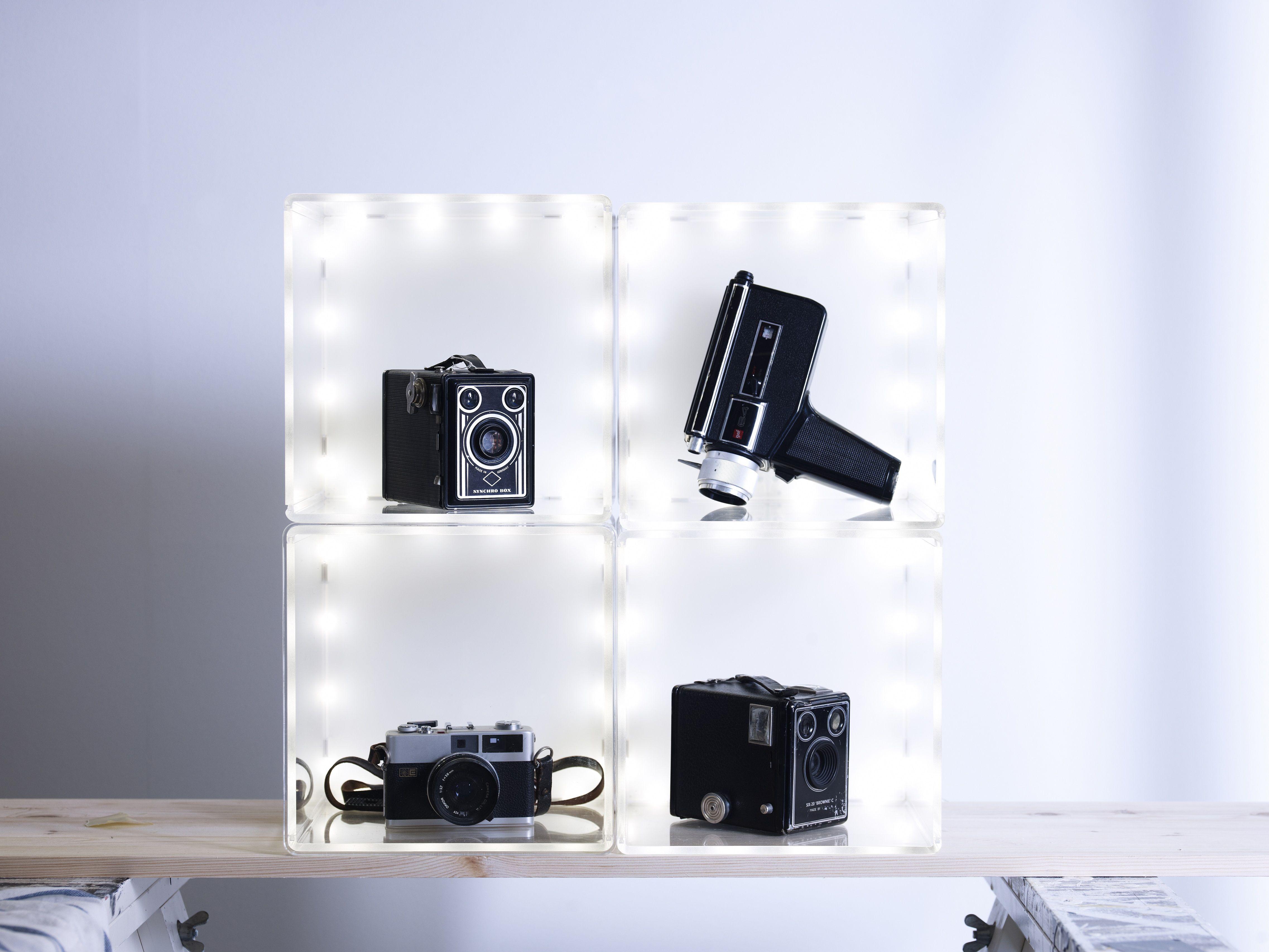 SYNAS led-lichtbak | #IKEA #IKEAnl #lichtbak #led #verlichting #lamp ...