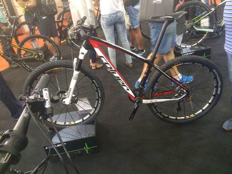 CandelBike: Coluer 2015...