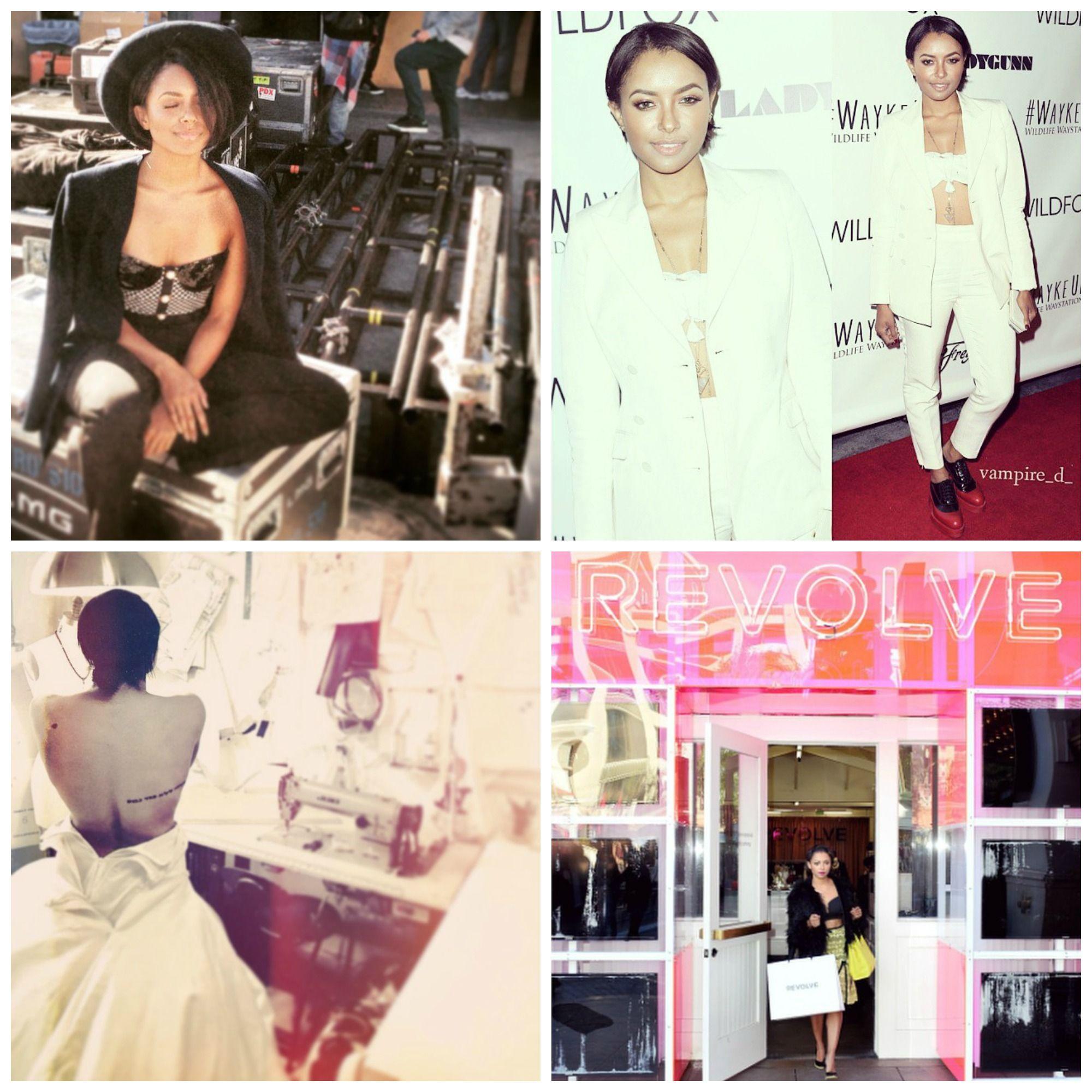 7 of the Most Fashionable TV Celebrities on Instagram #VictoriaJustice #EyeCandy