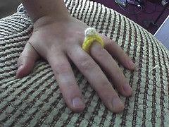 I Do, Knit Ring