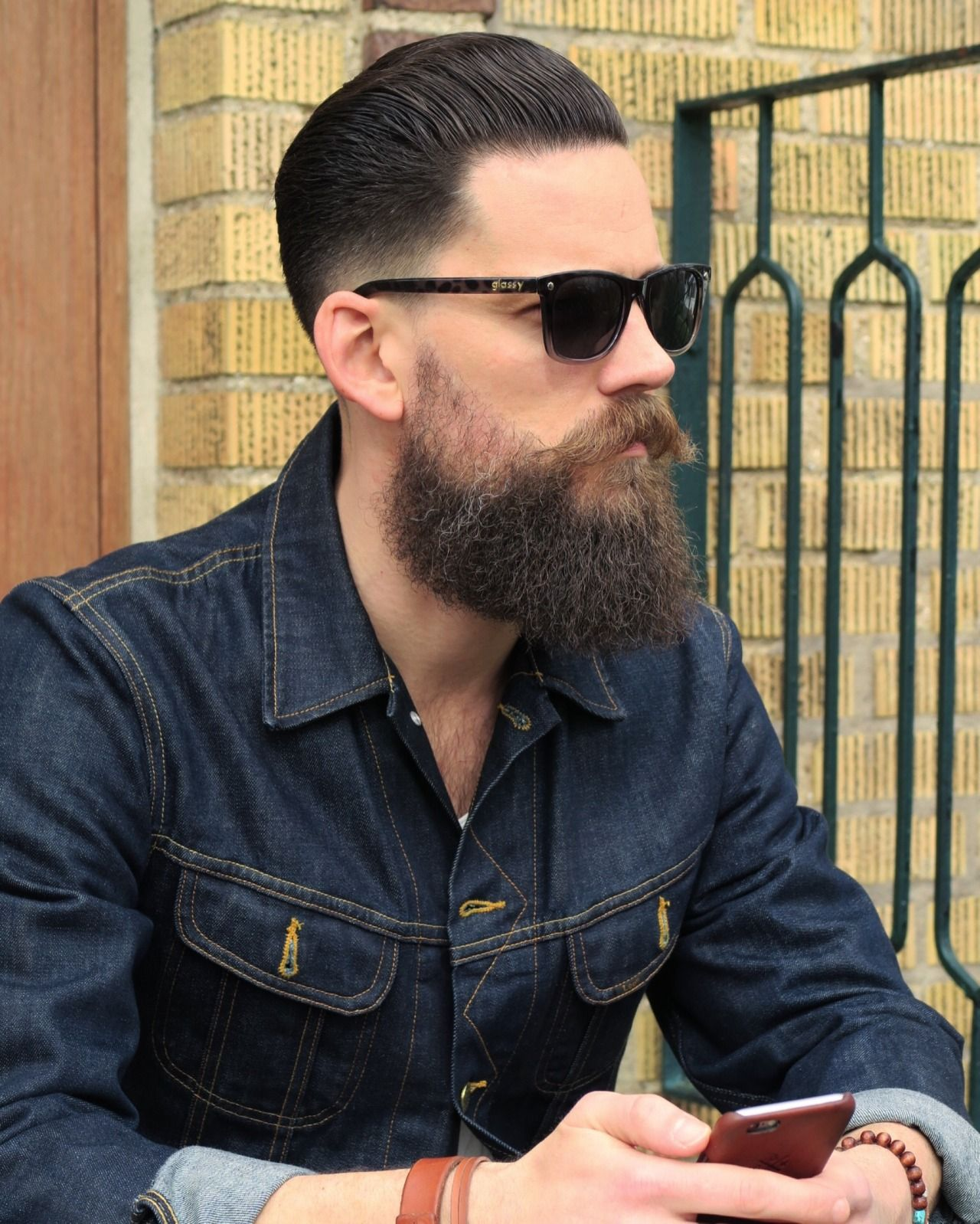 Coiffure Hipster 2018 Oldgeezerwithin New Haircut Beardstyle Pinterest