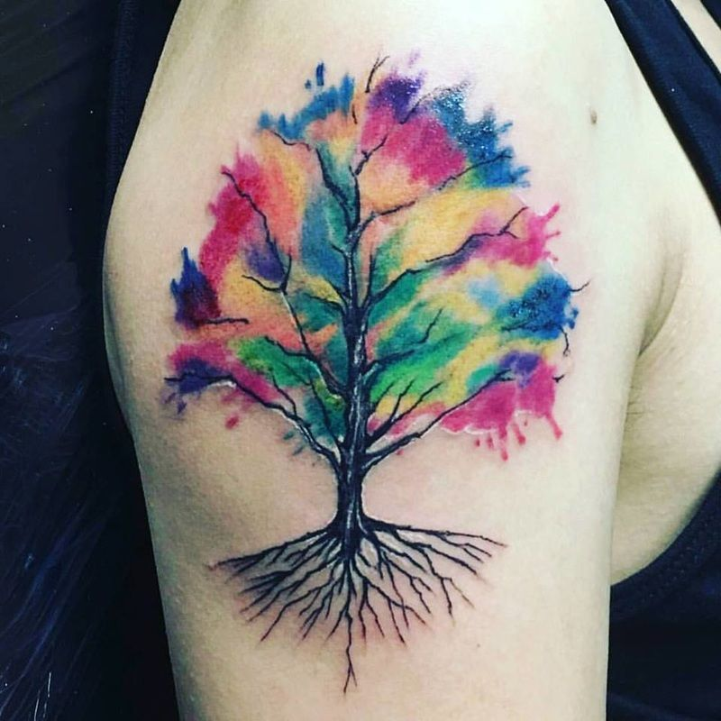 Nowadays, young people prefer different tattoos like