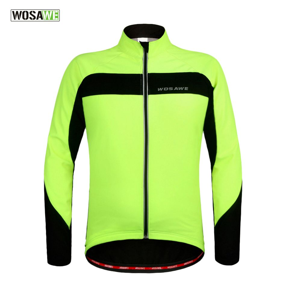 c2b94e509 Find More Cycling Jackets Information about WOSAWE New Fluorescence ...