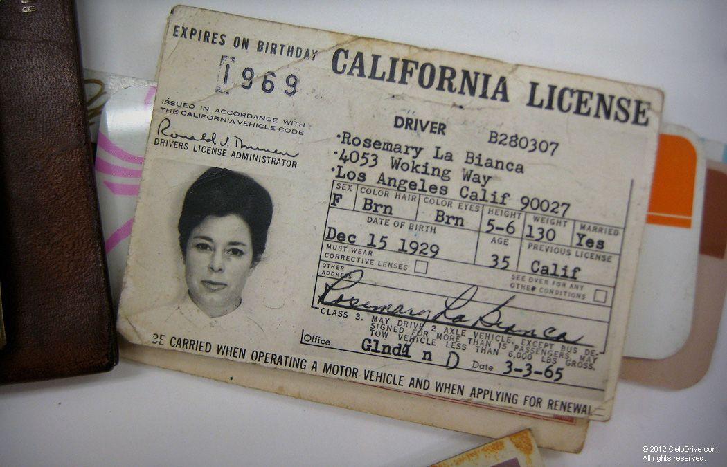 Leno And Rosemary Labianca Rosemary LaBianca's Li...
