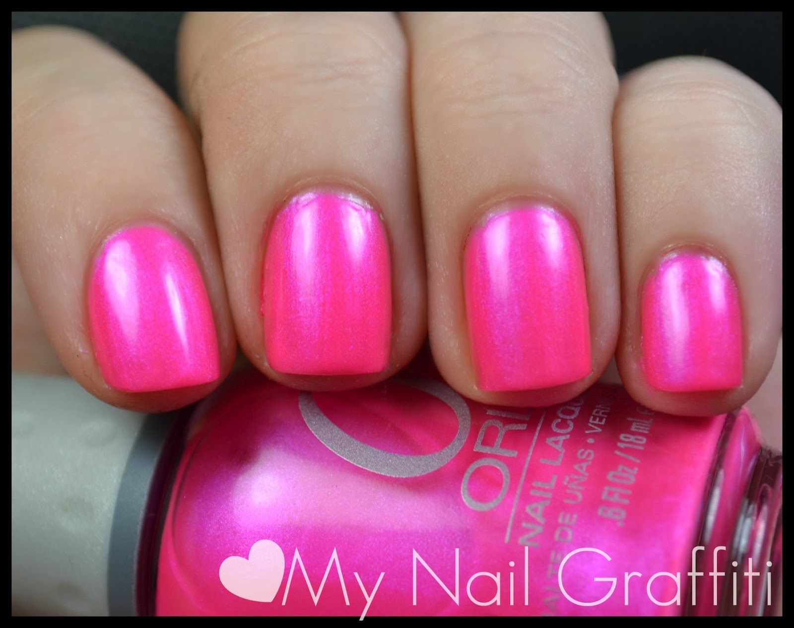 Orly - Oh Cabana Boy | My Nail Polish Collection in Pictures | Pinterest