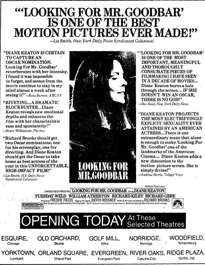 October 21 1977 Scenes Filmed In Rush Street Bars Standing In