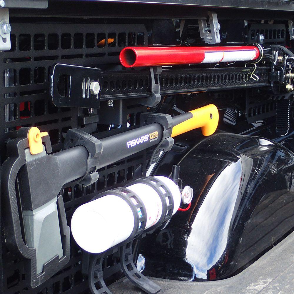 Bedside Rack System 4 Panel Kit