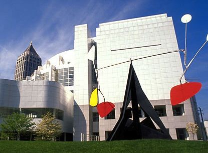 High Museum Of Art High Museum High Museum Atlanta Art Museum