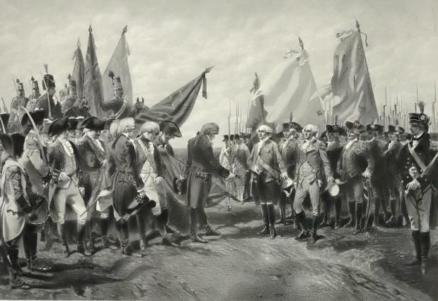 The battle of york town