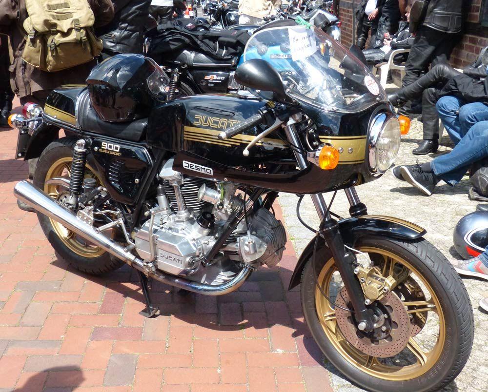 Ducati 900 SS -2 von kuhtreiber 58