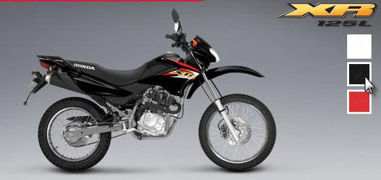 Moto Honda Xlr 125 Idée Dimage De Moto