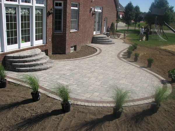 Elevated Patios Stone Patio Elevated Patio Holland